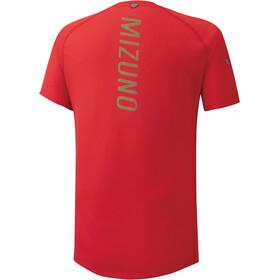 Mizuno DryAeroFlow Koszulka Mężczyźni, high risk red